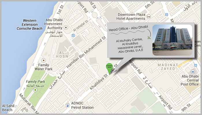 Contact us property shop investment - Office tourisme abu dhabi ...