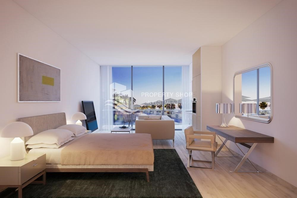 Bedroom - Great Investment! Offplan Apt on a High Floor.