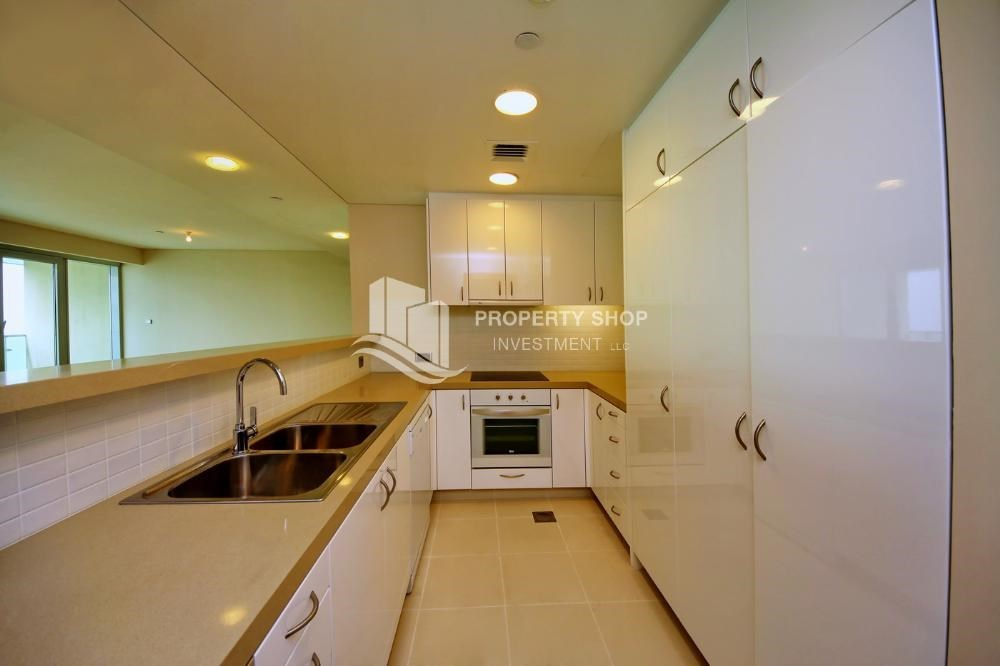 Kitchen - High ROI!.Huge 2BR Apartment on high floor with great facilities