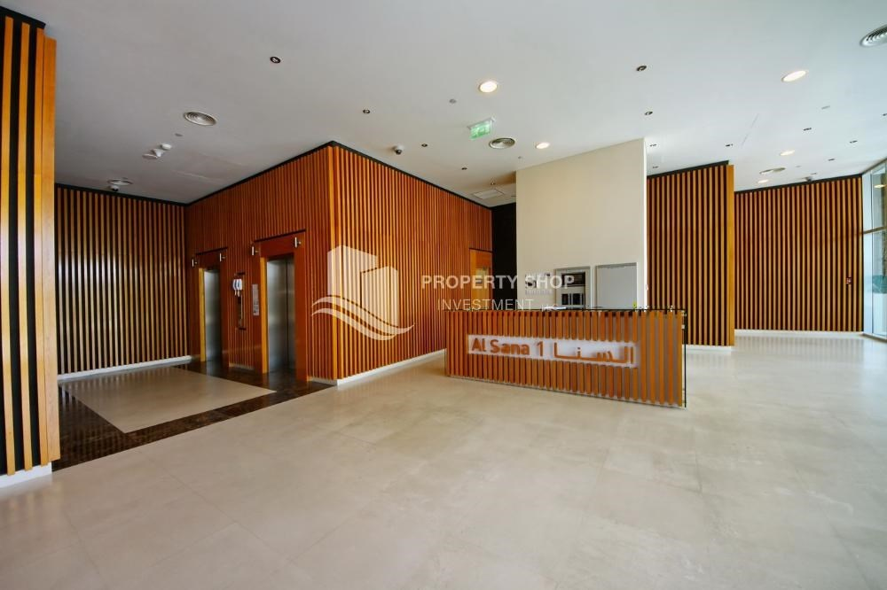 Lobby - High ROI!.Huge 2BR Apartment on high floor with great facilities
