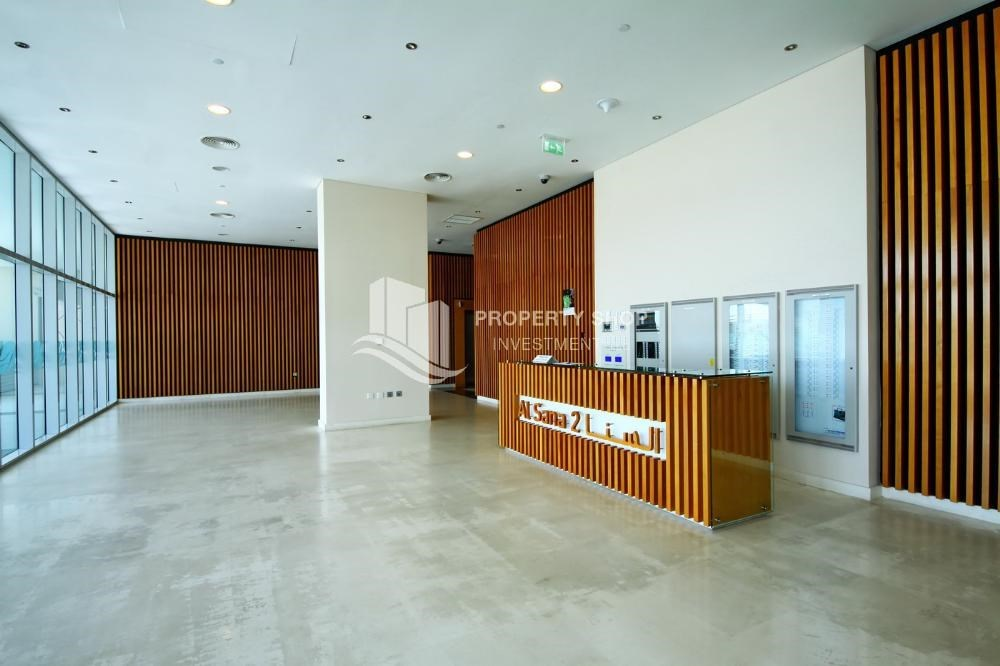 Reception - High ROI!.Huge 2BR Apartment on high floor with great facilities