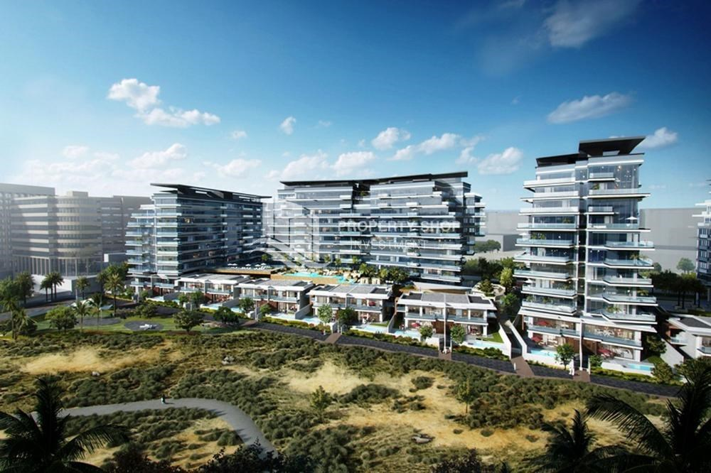 Property - Get a chance to own a property in a luxurious community in Mayan, Yas Island.
