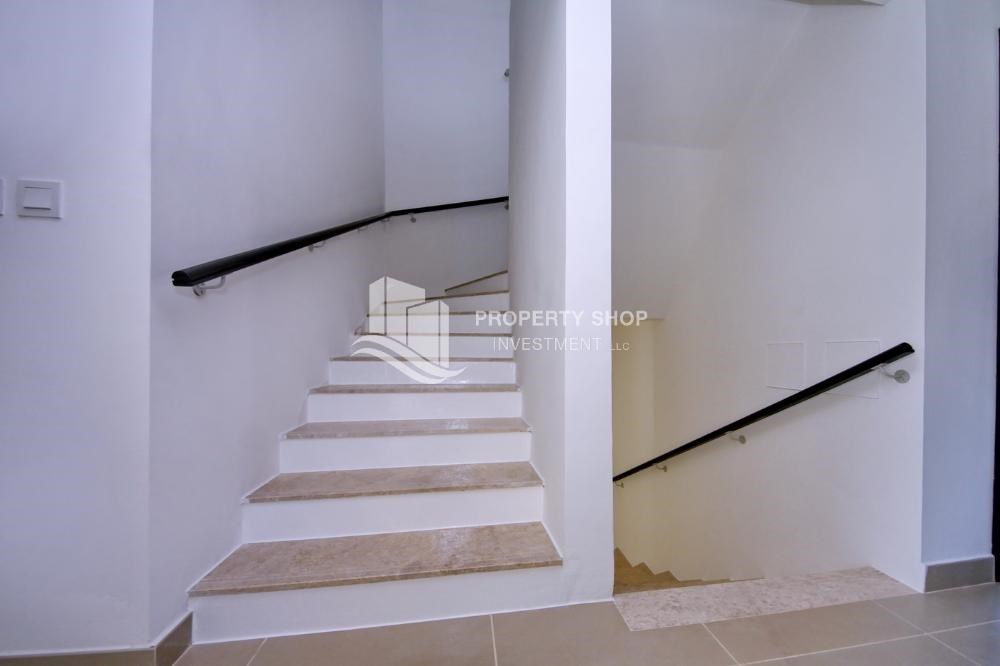 Stairs - Vacant 5BR+M Villa with private pool.
