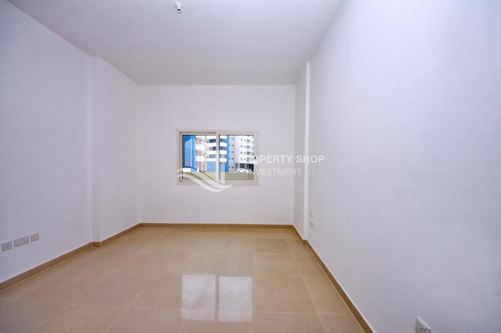 Bedroom - vacant |1BR APT Type G with terrace for sale