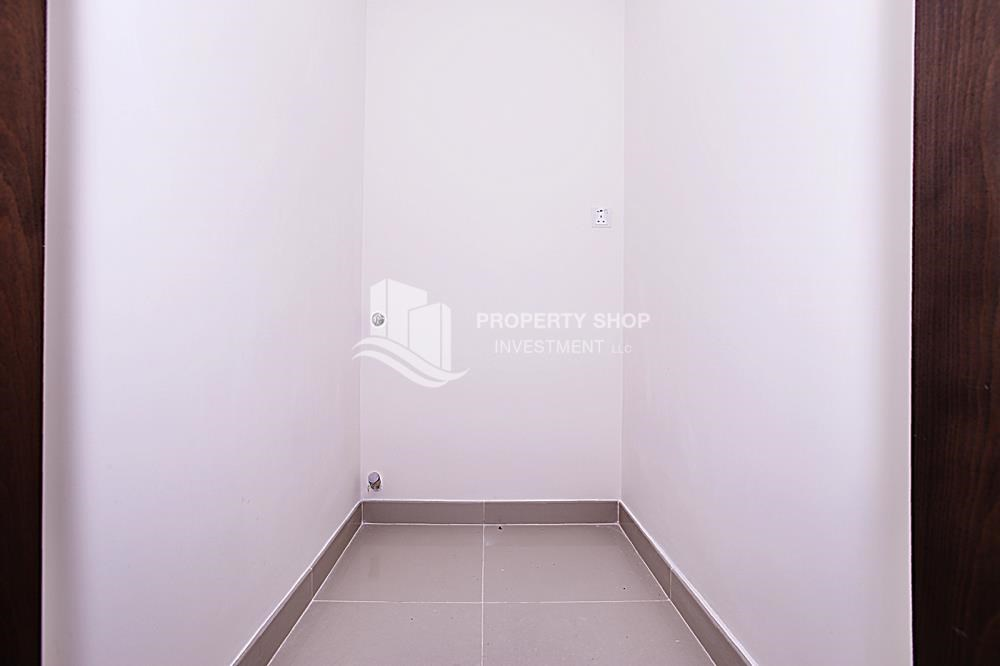Laundry Room - Brand New 1 Bedroom Apt for rent.