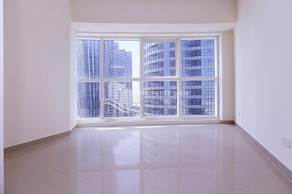 Bedroom - Huge 2BR Apt in Marina Bay for Rent!