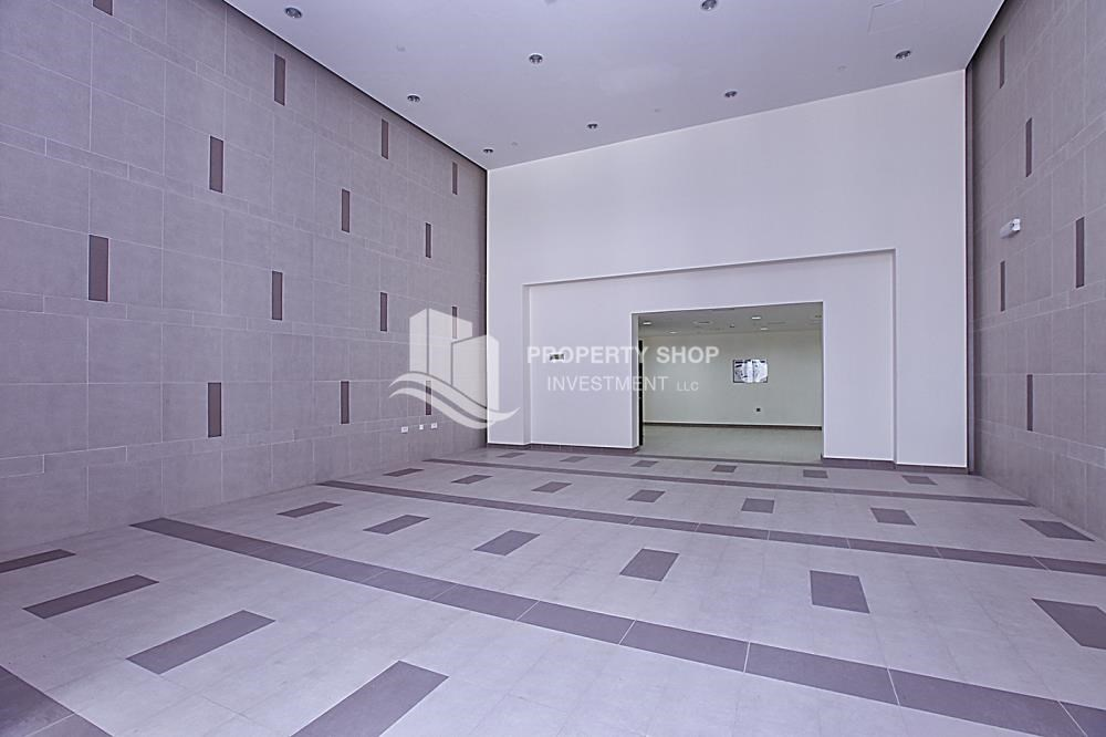 Lobby - Huge 2BR Apt in Marina Bay for Rent!