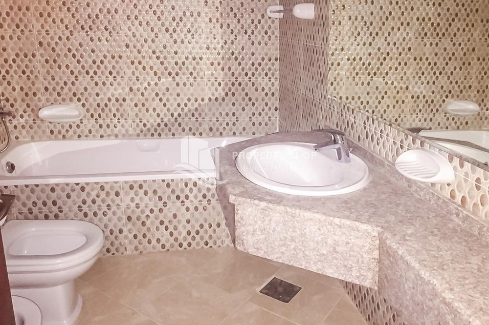 Bathroom - Vacant! Well maintained Apt with allocated parking.