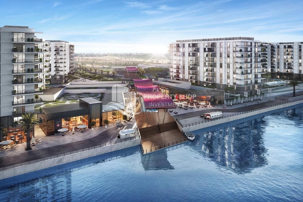 Community - Offplan Apt in Yas Island at just 5% DP