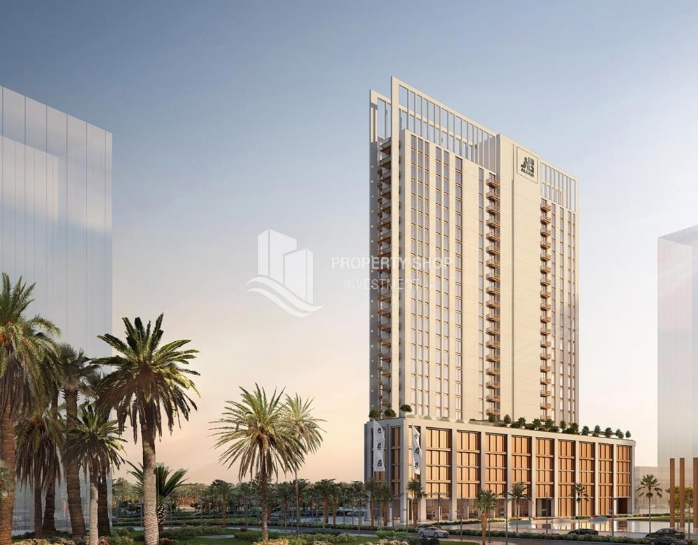 Property - Direct from ALDAR! Own an excellent apartment with world-class amenities