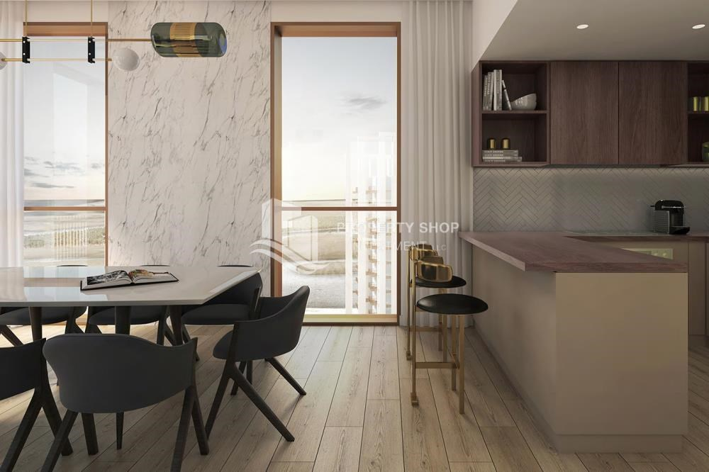 Dining Room - Direct from ALDAR! Own an excellent apartment with world-class amenities
