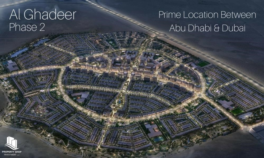 Community - Direct from ALDAR! Own an excellent townhouse with world-class amenities