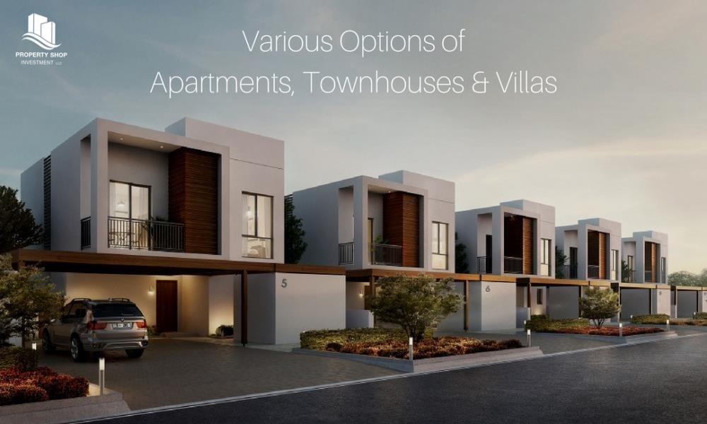 Property - Direct from ALDAR! Own an excellent townhouse with world-class amenities