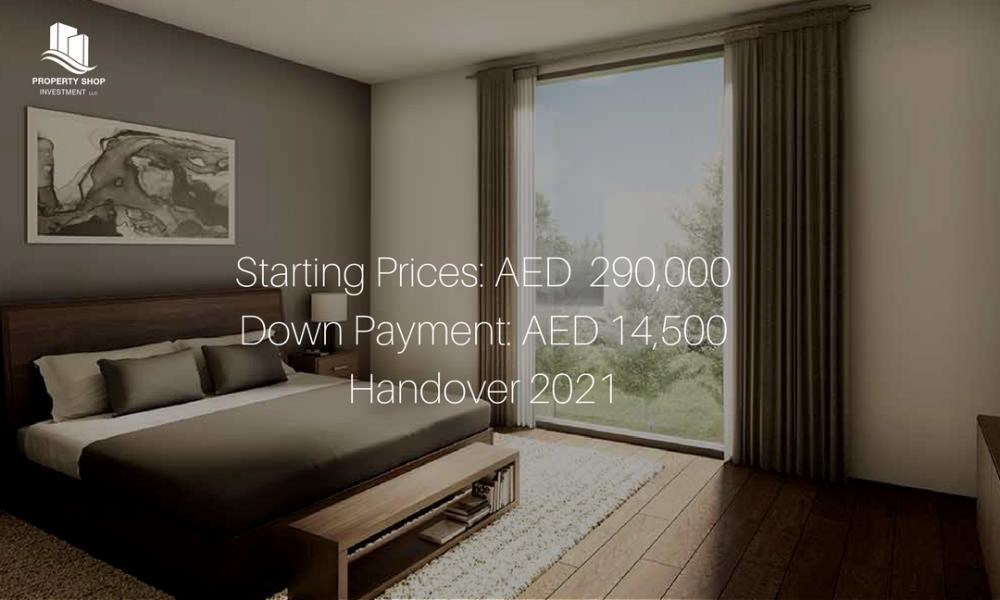 Bedroom - Direct from ALDAR! Own an excellent townhouse with world-class amenities
