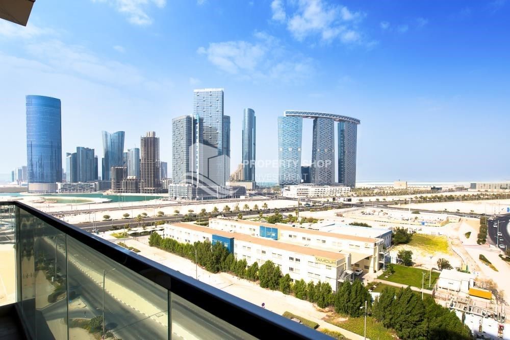 Community - Studio available for rent, Al Noor Tower, Reem Island!