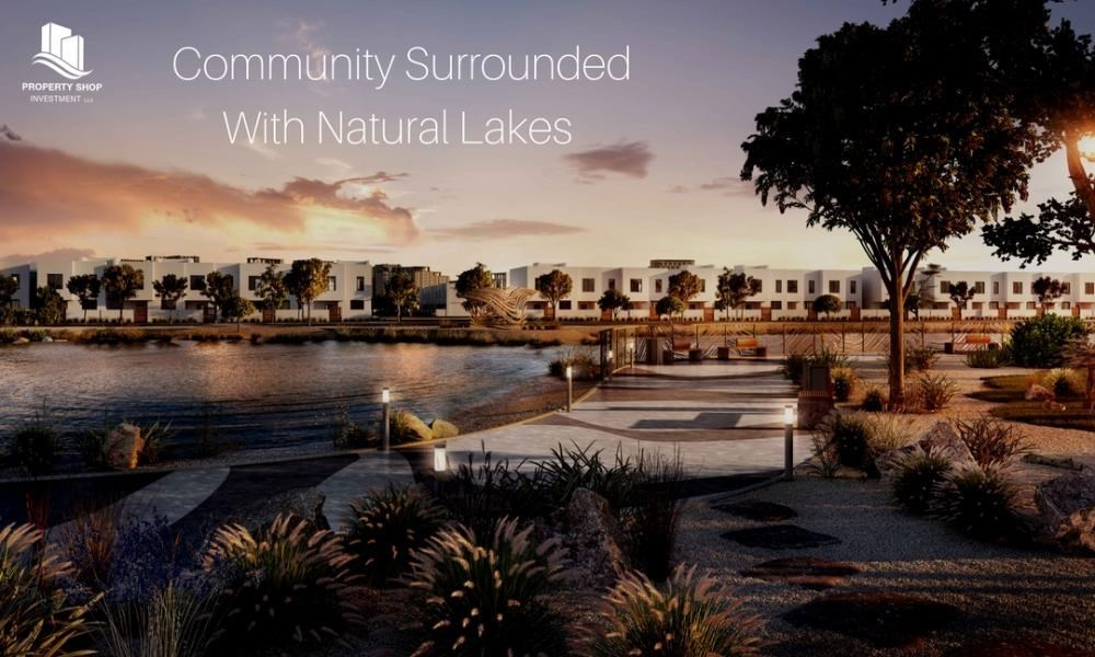 Community - 5% on Booking. New property soon to rise.
