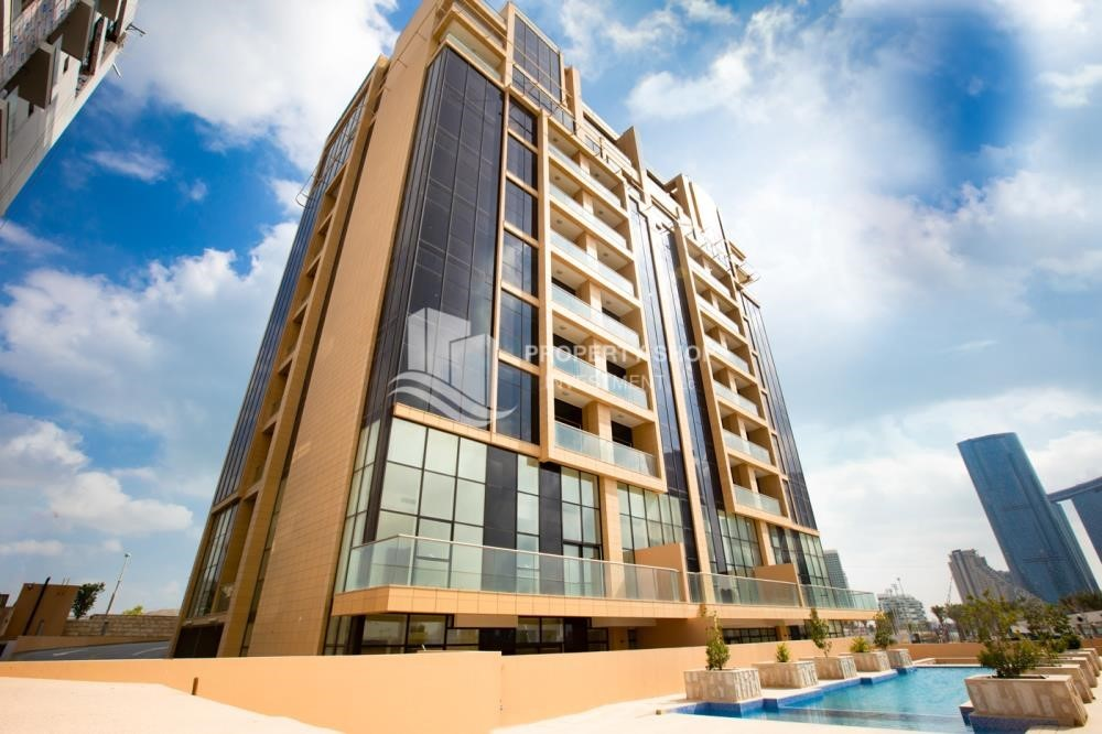 Property - Inspiring view in a Brand New Tower, Al Qurm View
