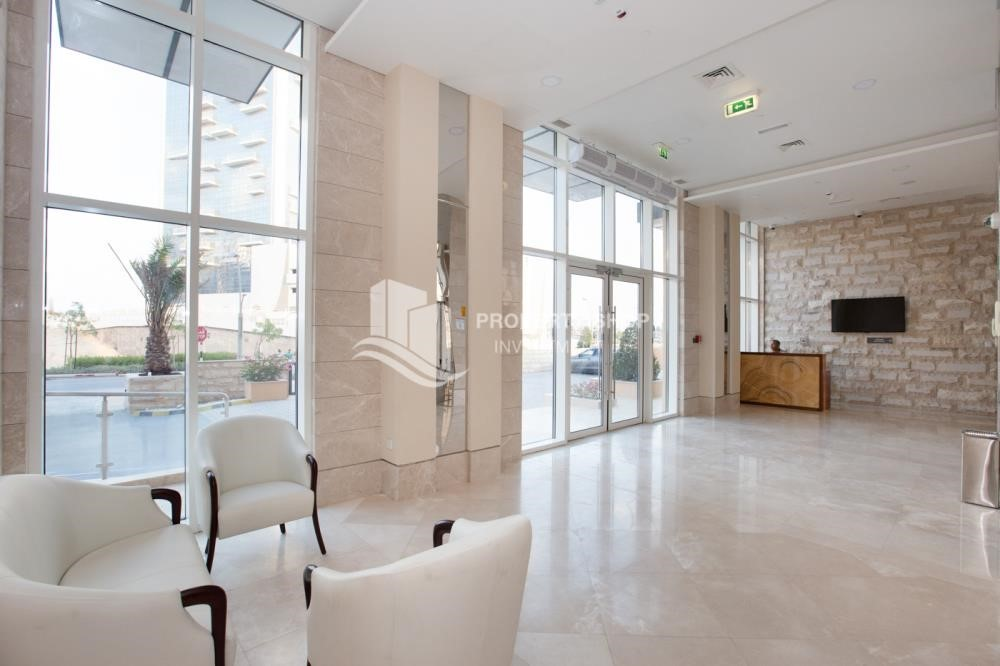 Lobby - Inspiring view in a Brand New Tower, Al Qurm View