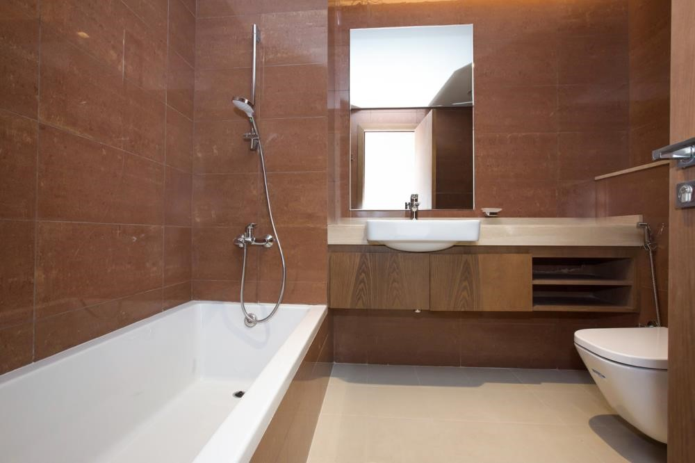 Master Bathroom - A Touch of Luxury! 2+ Maid With First Class Finishing & Panoramic Views