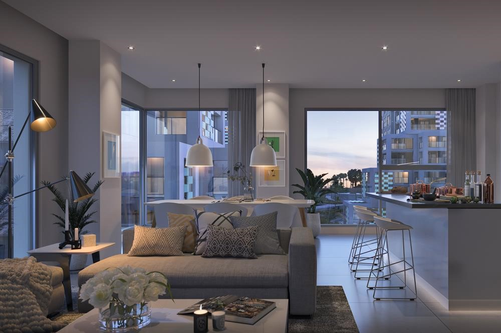 Dining Room - Vibrant destination in reem island. 5% down payment/ handover 2021