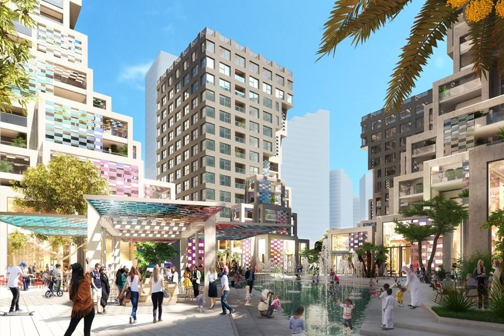 Community - Vibrant destination in reem island. 5% down payment/ handover 2021