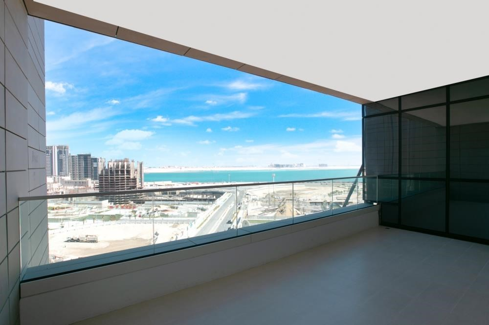Balcony - own now 2BR First class finishing, interior fittings, and appliances ensuring your convenience.