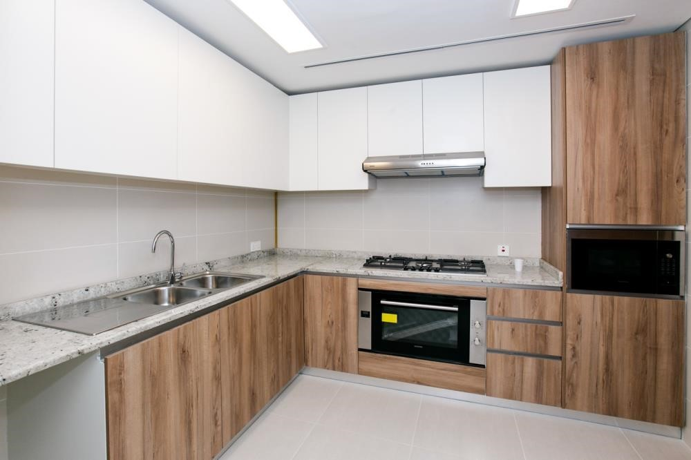 Kitchen - own now 2BR First class finishing, interior fittings, and appliances ensuring your convenience.