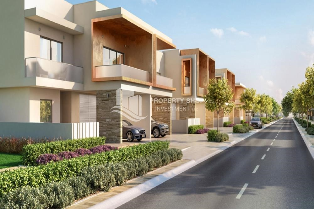 Community - Spacious 3 bedroom townhouse in Yas Acres