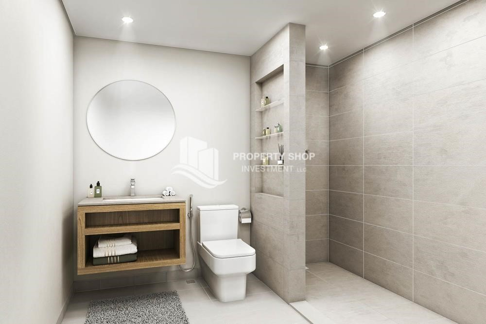 Bathroom - Easy payment plan! 10% down payment and 85% on handover | zero commission