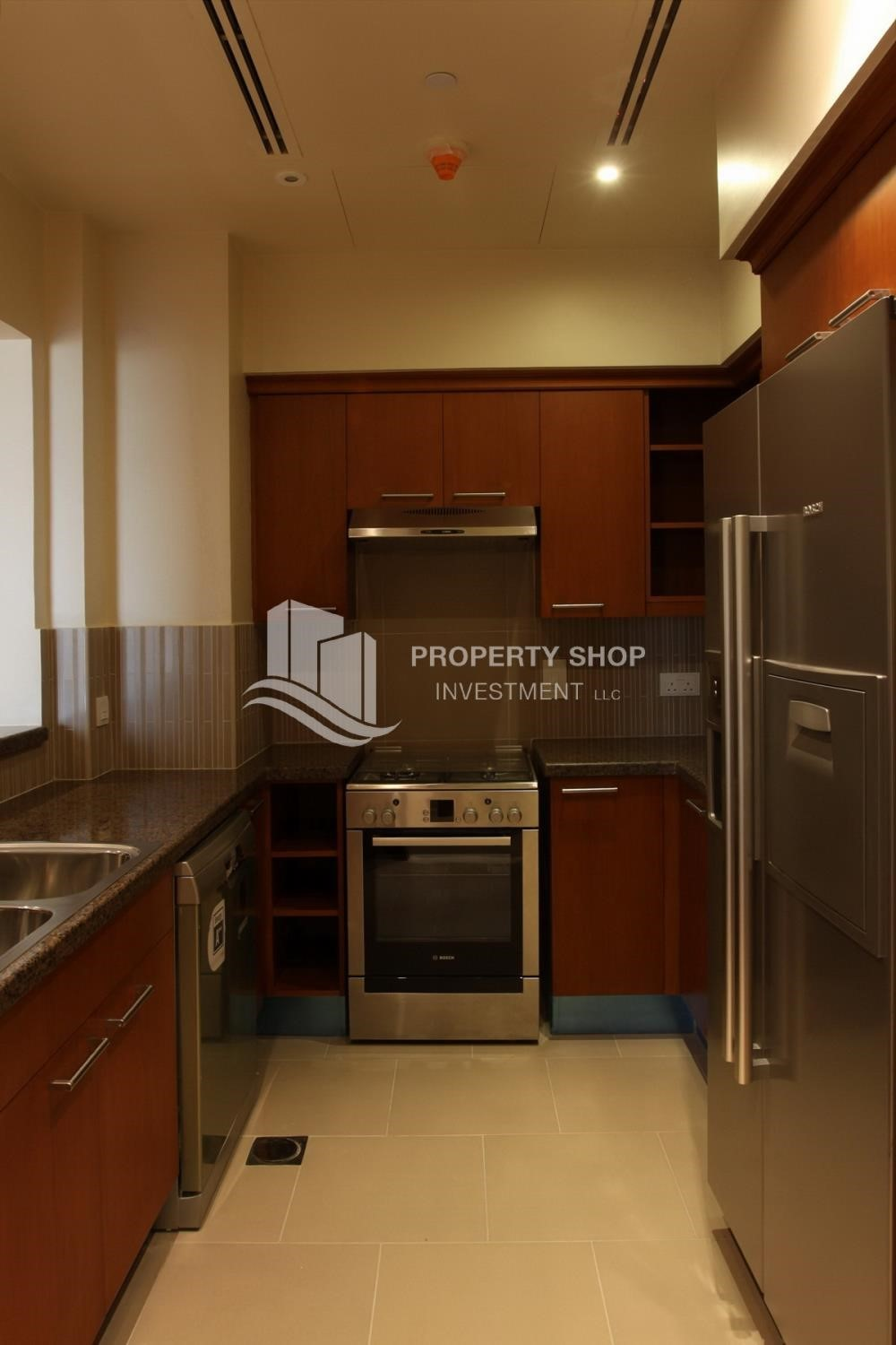 Kitchen - Low Priced! Medium Floor With Balcony- 4 Cheques