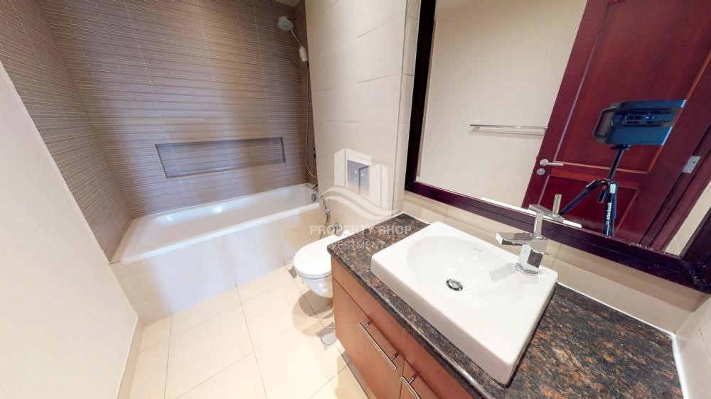 Bathroom - 1Br Available With Premium Finishing