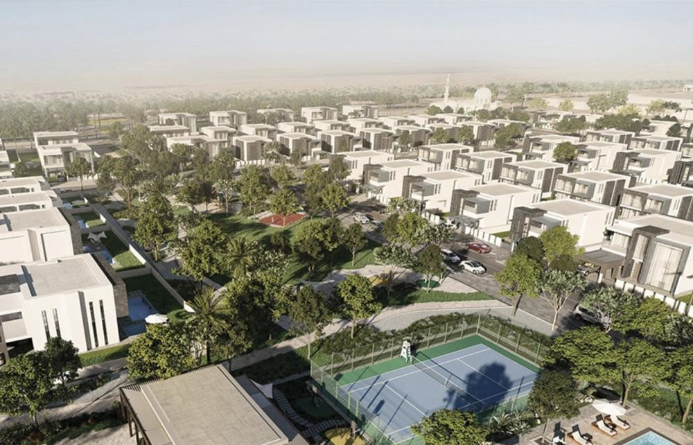 Community - Close to everything! Corner Plot in Yas Isalnd available to all nationalities.