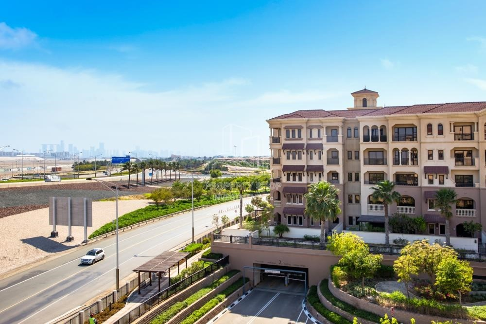 Community - Exclusive 2BR Apt with Amazing Sea View in Saadiyat Beach Residences!