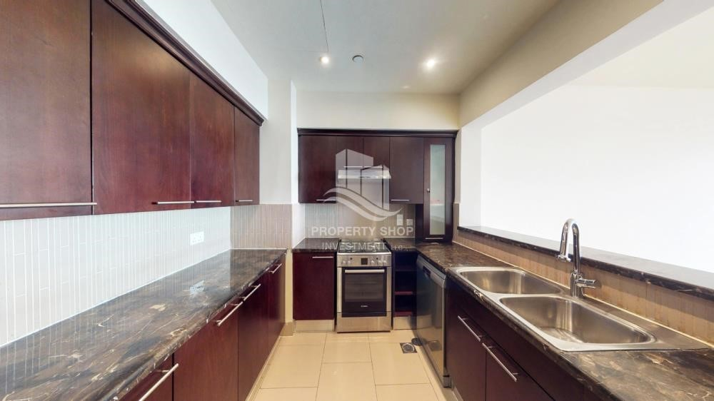 Kitchen - A distress sale, 10% discount for 2BR Apt in Saadiyat Beach Residences!