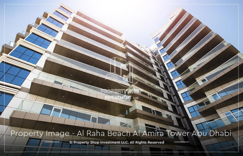 Property - Best price for 3BR  Apartment Al Raha Beach
