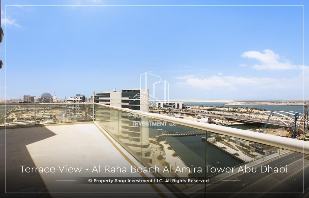 Facilities - Best price for 3BR  Apartment Al Raha Beach