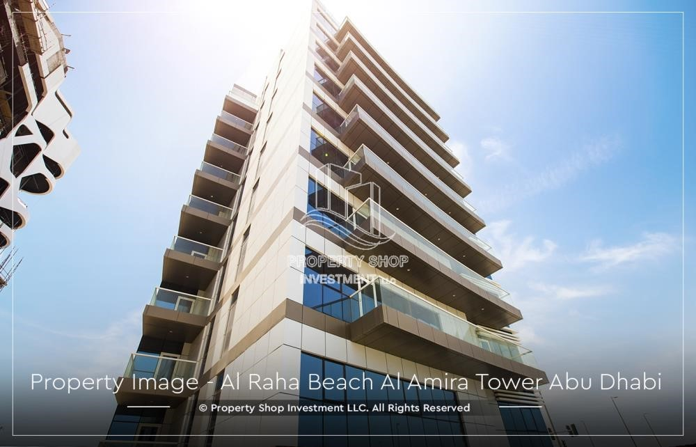 Property - Brand New 2BR + Maid's room apartment in Al Raha Beach