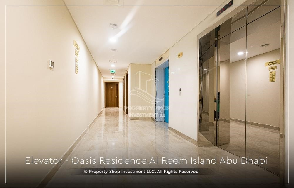 Facilities - Brand New 1 Bedroom with Stunning Views in Oasis Residence.