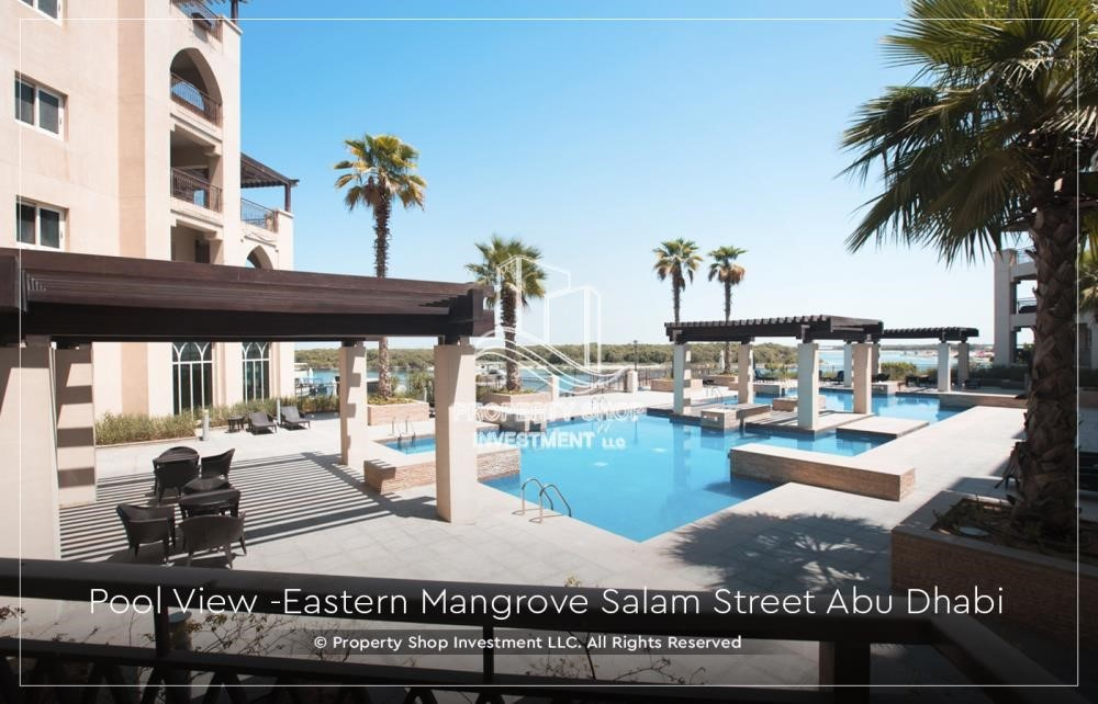 Facilities - Elegant, Stunning 1BR Apartment with Mangrove View, Pool, Gym