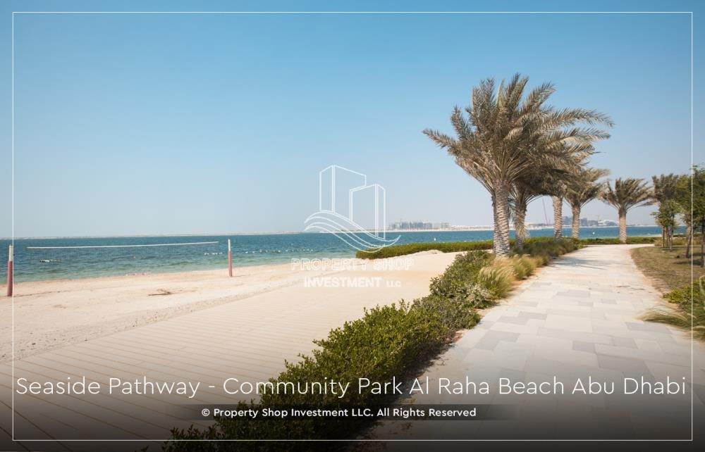 Community - Affordable 2BR apartment in Raha Beach