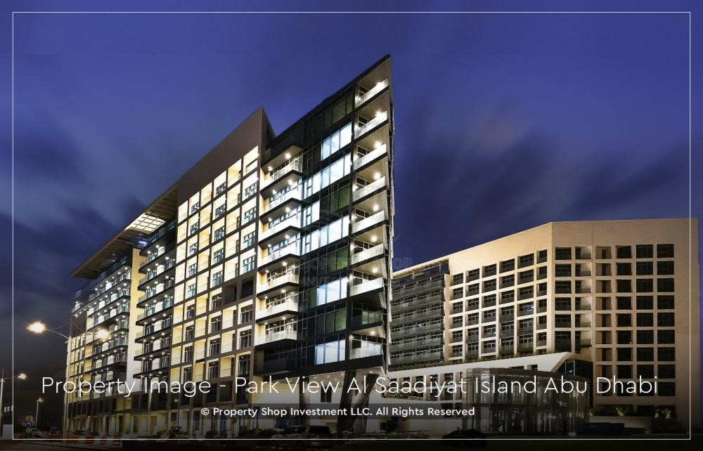 Property - Available for viewing and with High Returns! Own a brand new Apartment in Park View Saadiyat.