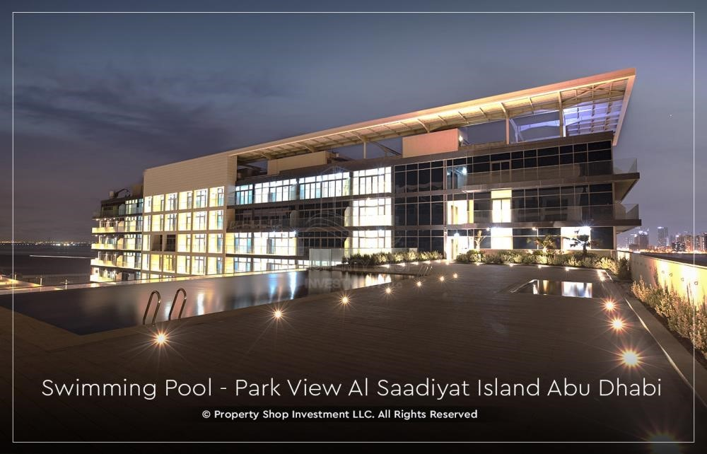 Facilities - Available for viewing and with High Returns! Own a brand new Apartment in Park View Saadiyat.