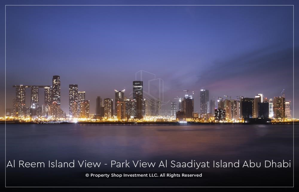 Community - Available for viewing and with High Returns! Own a brand new Apartment in Park View Saadiyat.