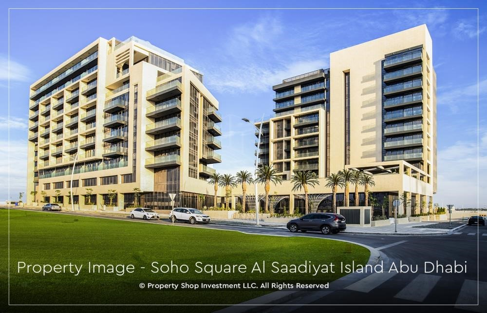 Property - High ROI and 10% Cash Back. Own a brand new Apartment in Soho Square.