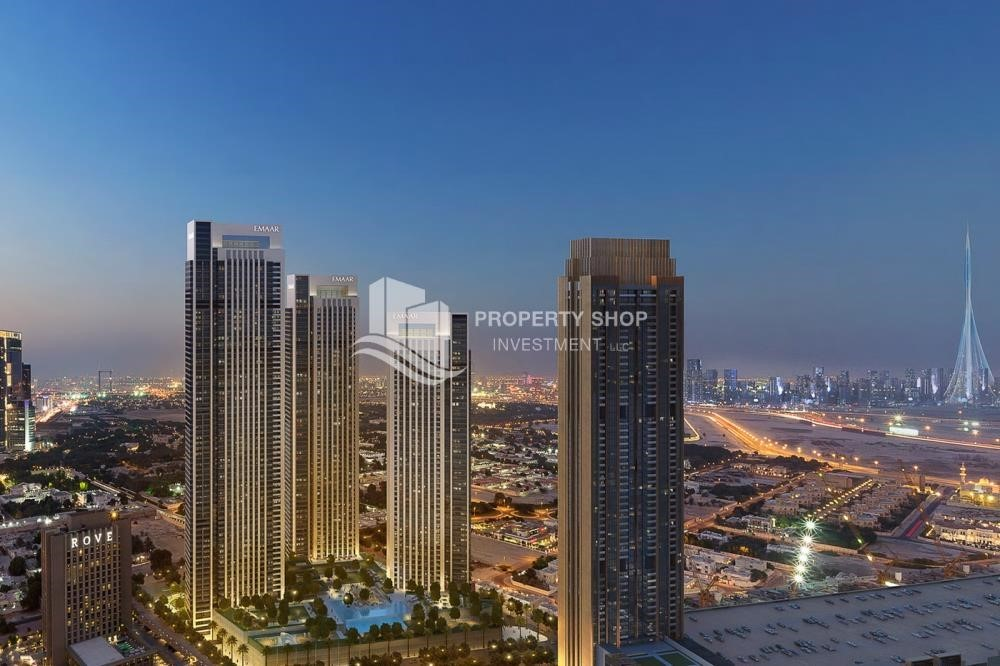 Property - A Future Home with your family in Dubai Downtown Views II.