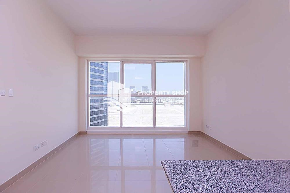 Living Room - Sea view unit with full facilities.