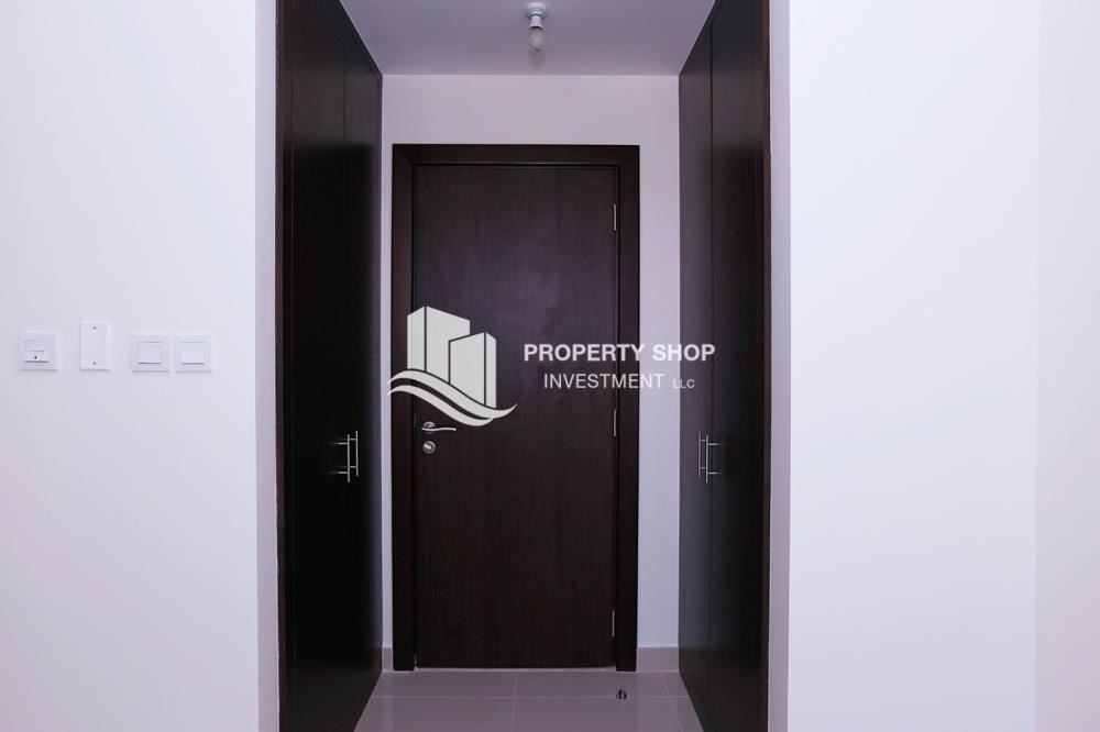 Built in Wardrobe - Sea view unit with full facilities.