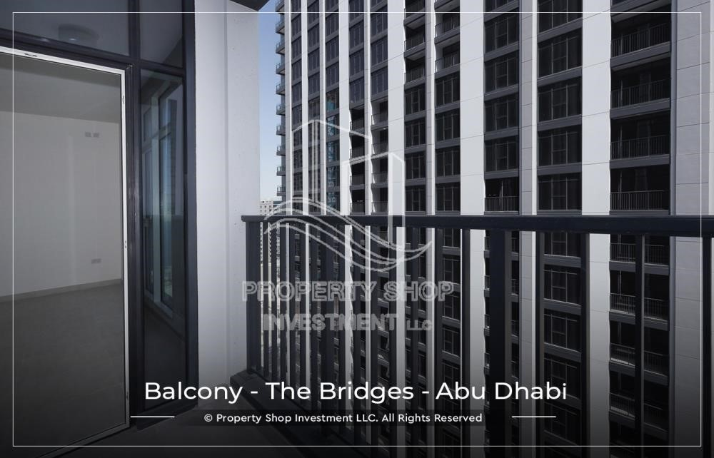 Balcony - 1 BEDROOM TO MOVE IN SOON AT ORIGINAL PRICE