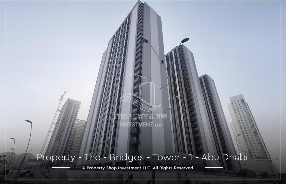 Property - Selling below OP! Own a 1BR unit in a brand new tower.