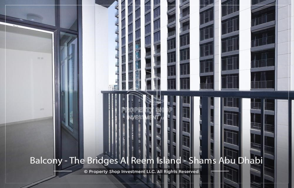 Balcony - Selling below OP! Own a 1BR unit in a brand new tower.